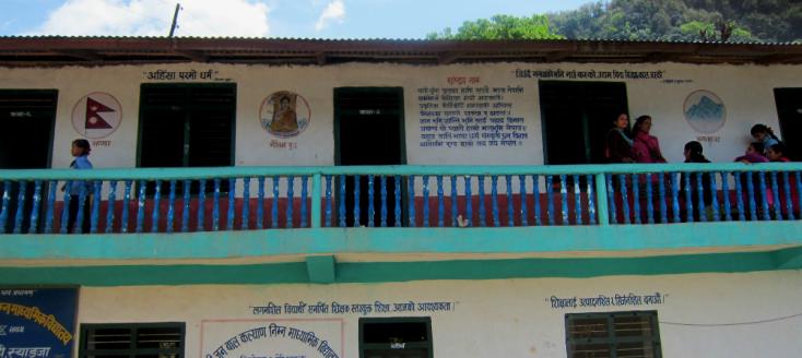 Nepal_koulu